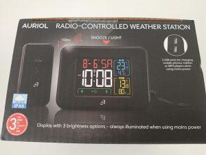 Meteorološka stanica u boji, vanjski senzor