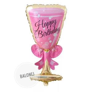 Balon Baloni casa Happy birthday Srecan rodjendan 90cm