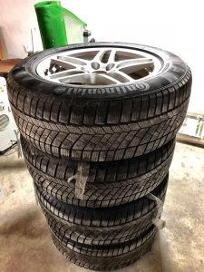 Porsche Macan Felge i gume 18