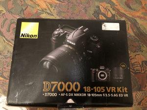Fotoaparat Nikon D7000
