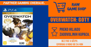 OVERWATCH GAME OF THE YEAR | GOTY | PS4 | PLAYSTATION 4