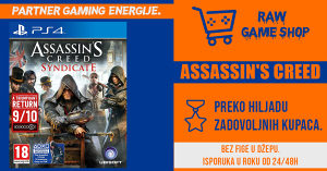 ASSASSIN'S CREED SYNDICATE | PS4 | PLAYSTATION 4