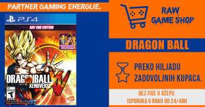 DRAGON BALL XENOVERSE | PS4 | PLAYSTATION 4