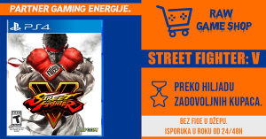 STREET FIGHTER V (5) | PS4 | PLAYSTATION 4
