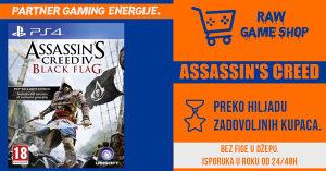 ASSASSIN'S CREED IV BLACK FLAG | PS4 | PLAYSTATION 4