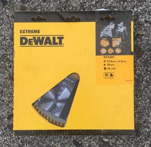 Diskovi za Rezanje DeWalt Extreme