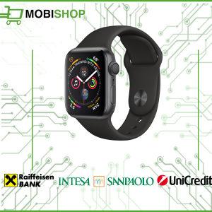 Apple Watch Series 4 MTX22 44mm Sport Band Black