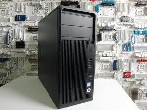 Server Workstation HP Z240 E3-1245 V5 - 32GB DDR4