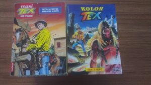 Tex maxi lot stripovi romani