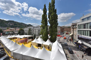 Poslovni prostor / kancelarije-Centar Sarajevo