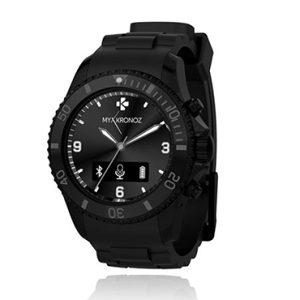 MyKronoz Smartwatch ZeClock KRZECLOCK-BLACK Pametni Sat