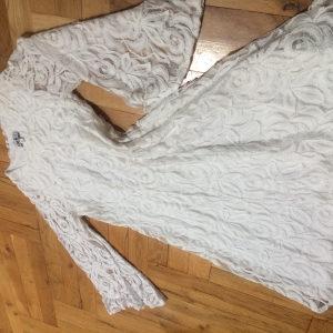 haljina cipka