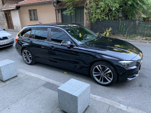 BMW F30 320d MODEL 2014 PANORAMA FULL LED SPORTLINE