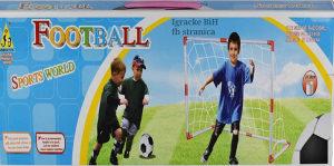 Fudbalski gol za djecu dječiji
