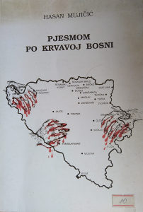 Pjesmom po krvavoj Bosni - Hasan Mujičić