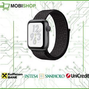 Apple Watch Series 4 Nike  40mm  Aluminium Space gray