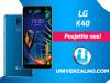 LG K40 32GB (2GB RAM)