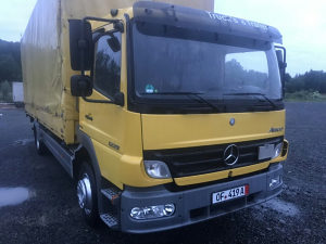Mercedes atego 12-29 12 29