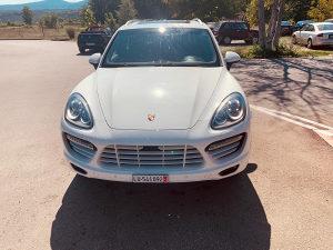 Porsche cayenne turbo 2010