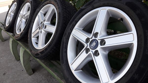 Alu felge 5x108 16 original Ford