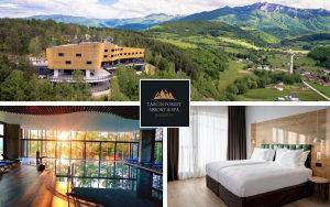 SARAJEVO: Tarčin Forest Resort and Spa