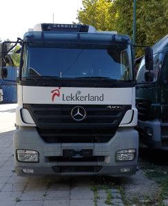 Mercedes Benz Axor 2536 Hladnjača
