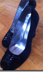 Zenske cipele antilop