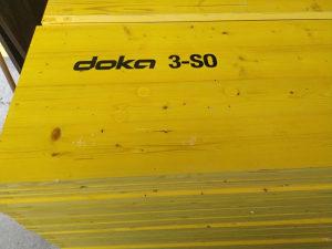 DOKA BLAŽUJKA 3SO žuta