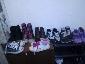 razna obuća