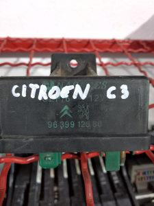Peugeot 307 Citroen C3 relej grijaca 9639912580