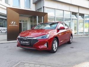 Hyundai Elantra 1.6 MPI 127 KS STYLE