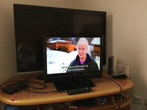 Lcd tv lg 19 incha dvbt hdmi