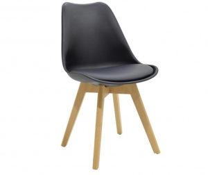 Stolica 8D58 crna