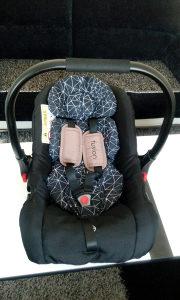 Bebi nosiljka, auto sjedalica Chipolino