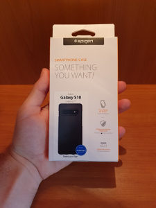 Samsung S10 Spigen Thin Fit