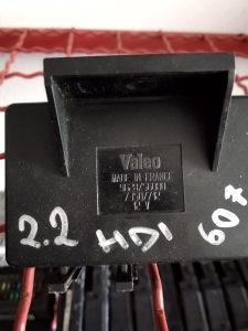 Peugeot 607 2.2 hdi relej ventilatora kabine 9628756080
