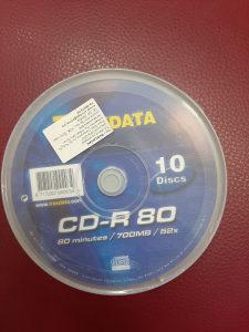 Pakovanje CD 10 kom novo