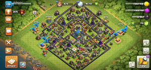 Clash of Clans TH12 136lvl