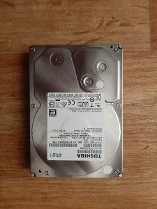 "TOSHIBA DT01ACA300 3TB 64MB Cache SATA 6.0Gb/s 3.5"""