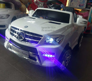 Auto autić na akumulator sa daljinskim ML Mercedes