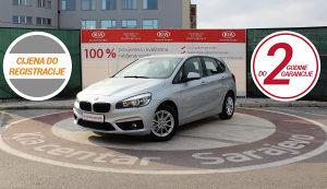 BMW 216d M/T, ID: 042