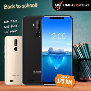 Oukitel Smartphone C12 Gold/Black/Purple