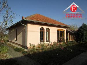 Prizemna kuća  u američkom stilu ID:2923/NL