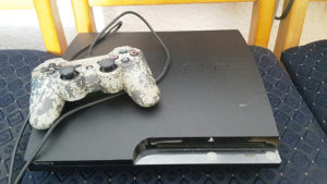 Playstation 3 Slim - GTA V 5