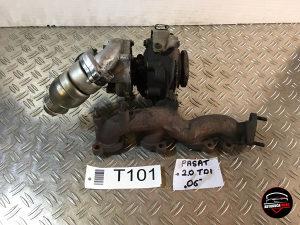 Turbina VW PASSAT 6200603L253019TT101