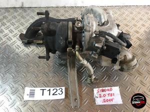 Turbina VW SCIROCCO201106J145702KT123