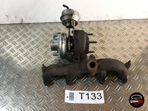 Turbina VW GOLF 4			54431015075 038253016N	T133