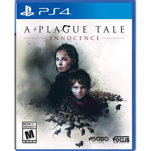 A PLAUGE TALE: INNOCENCE PS4 GAME  IGRA