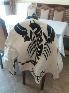 Scorpion jakna Nova