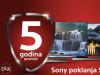 Sony 4K 55